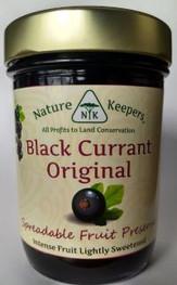 Original Black Currant Preserve 10oz