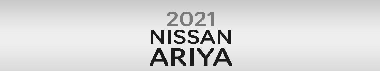 2021 Nissan Ariya Accessories and Parts