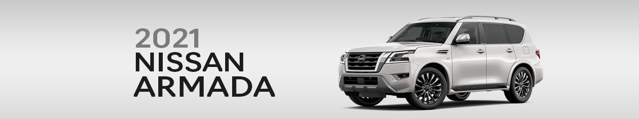 2021 Nissan Armada Accessories and Parts