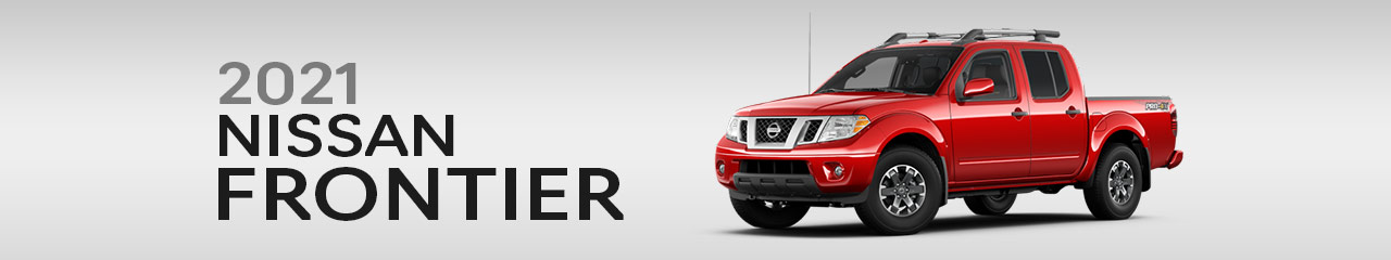 2021 Nissan Frontier Parts and Accessories