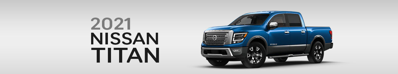 2021 Nissan Titan Accessories and Parts