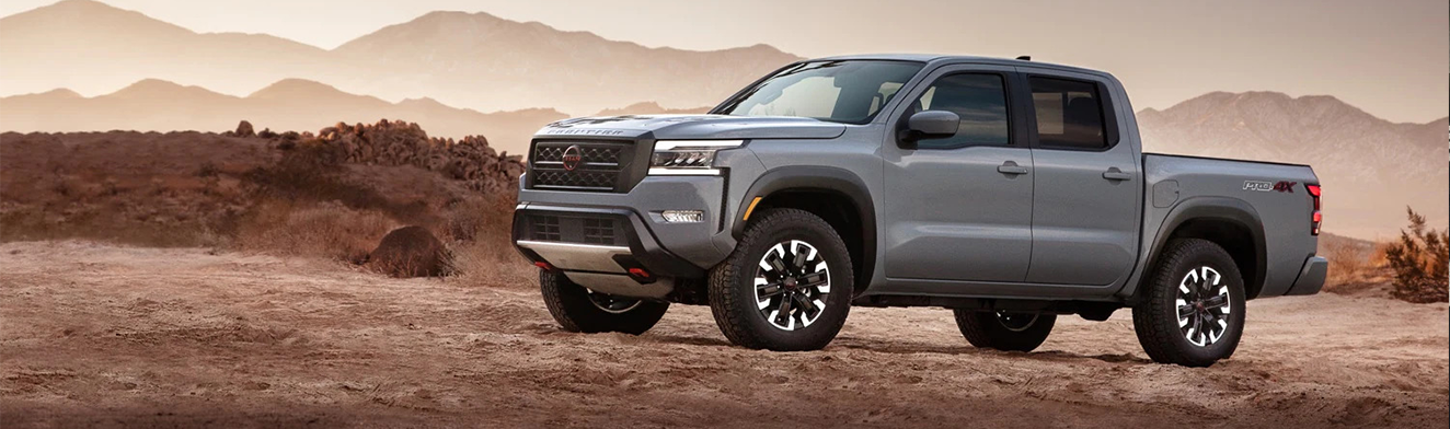 2022 Nissan Frontier Accessories and Parts