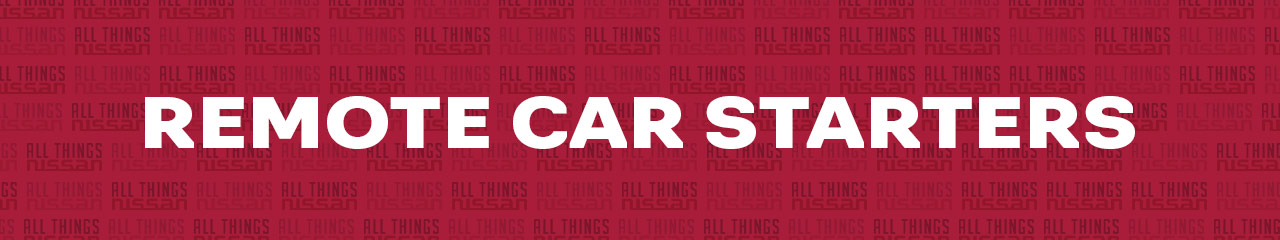 Nissan Remote Car Starters