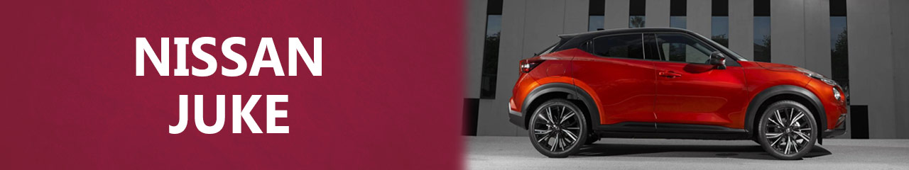 Nissan Juke Accessories and Parts