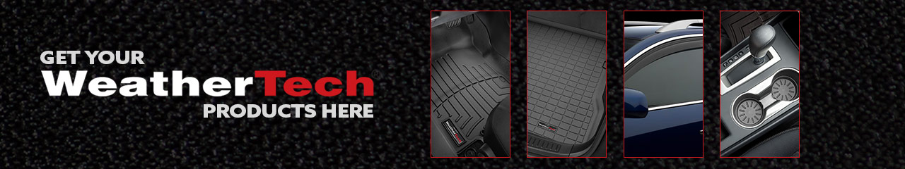 WeatherTech Accessories for Nissan