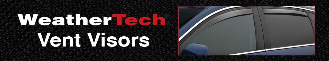 WeatherTech Rain Guards for Nissan