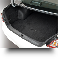 Nissan Cargo Trays, Cargo Mats, & Cargo Liners