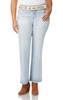 Plus Size Legendary Belted Bootcut Jeans In Bleeker