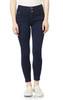 Sassy Stacked High-Waisted Skinny Jeans In Yani