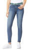 Legendary Belted Skinny Jeans In Val