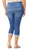 Plus Size Insta Soft™ Ultra Skinny Crop Jeans In Florence