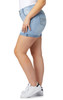 Plus-Size Bling Luscious Curvy Shorty Shorts In Valerie