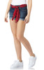 Legendary Belted Shorty Shorts In Chrystie