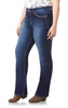 "Plus Size Legendary Bootcut Jeans (30"") In Amy"