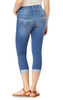 Plus Size InstaSoft™ Ultra Fit Skinny Crop Jeans In Florence