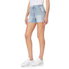 Fearless Curvy Super High Rise Shorty Short In Connie