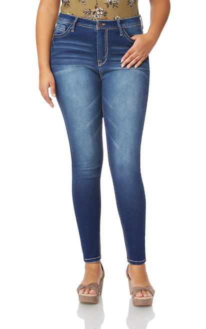 Plus Size Irresistible Jegging In Camila