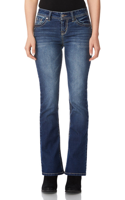 "Basic Legendary Bootcut Jeans (32-34"") In Katy"
