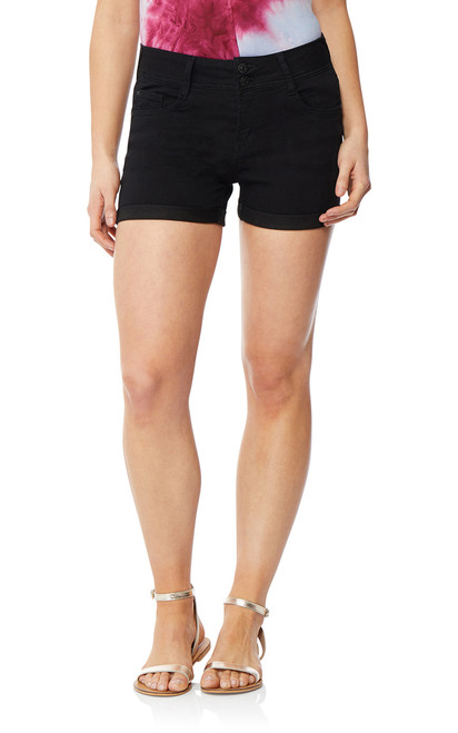 InstaSoft™ Ultra Fit Shorts In Black