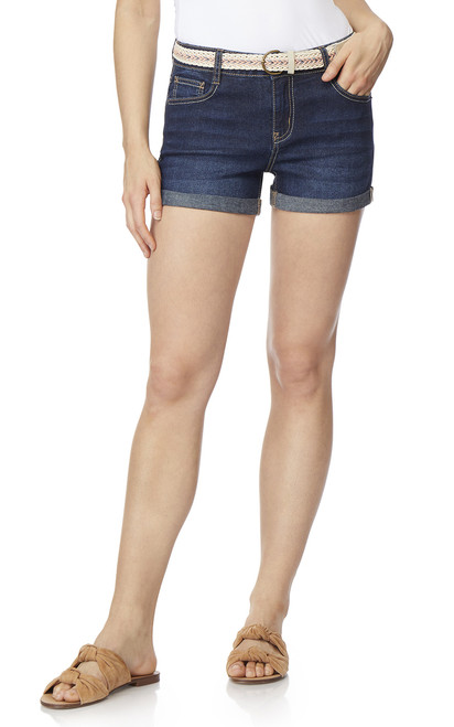 Belted Legendary Shorts In Betsy