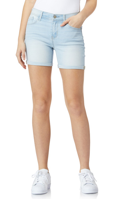 Irresistible Midi Shorts In Belle