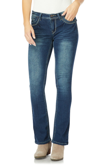 """Classic Legendary Bootcut Jeans (30-32-34"""") In Katy"""