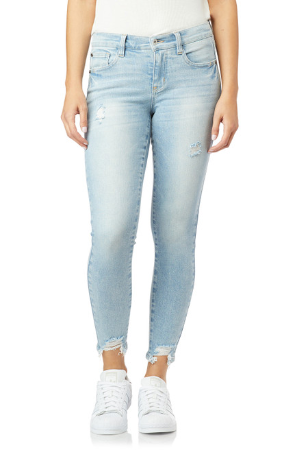 InstaVintage™ Legendary Ankle Skinny Jeans In Wendy