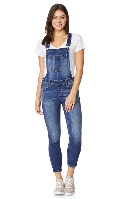 Denim Overalls In Anebelle