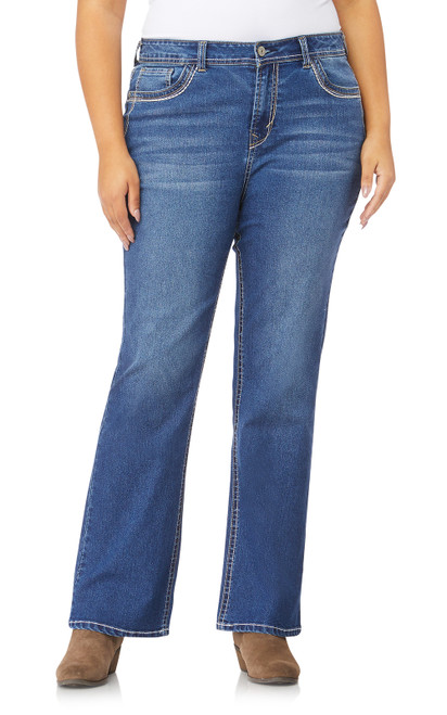 "Plus Size Legendary Bootcut Jeans (30"") In Keller"