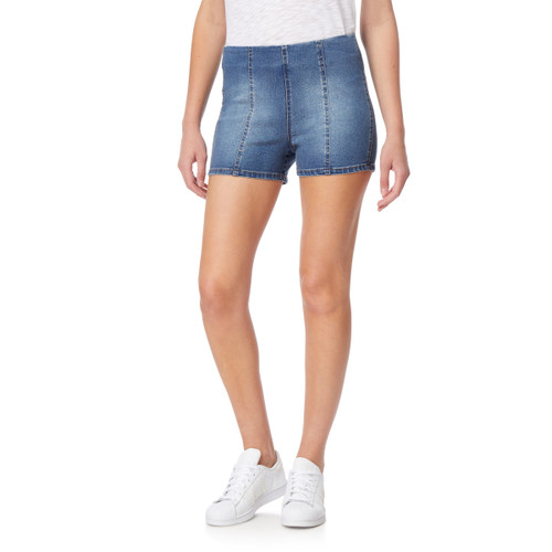 Pull On Shorty Shorts In Holly