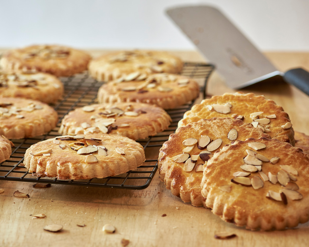 Gâteau Breton, French Butter Cookies