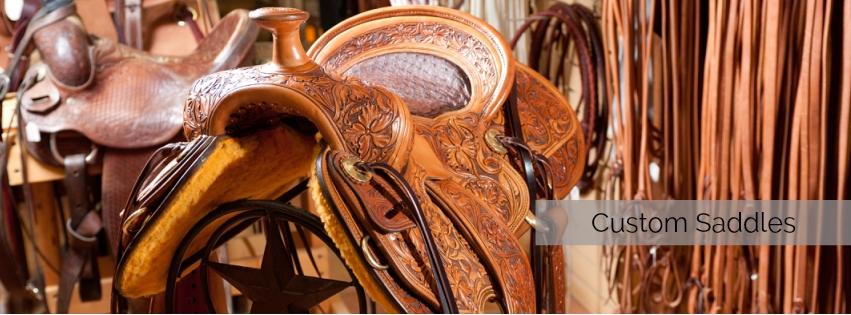 Custom Saddles