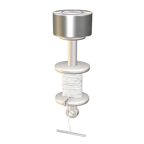 RE575 Double Tower Super Magnet 8ft White