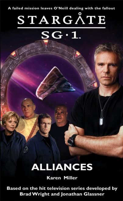 SG1 Alliances  (Book 8)