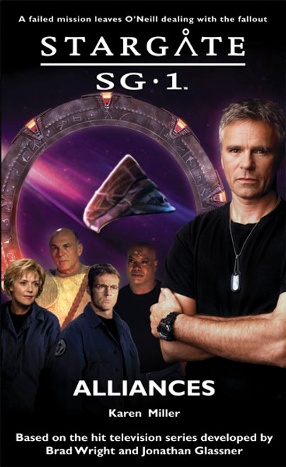 SG1 Alliances  (Book 8)