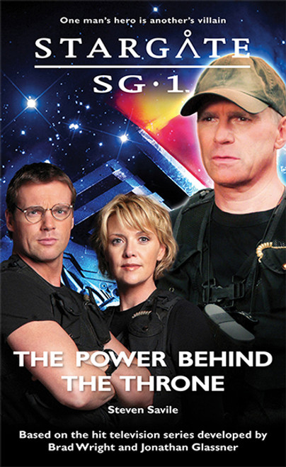SG1 The Power Behind The Throne (Book 15)