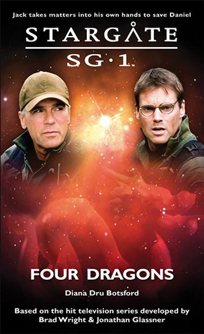 SG1 Four Dragons (Book 16)
