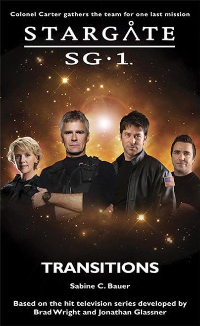 SG1 Transitions (Book 18)
