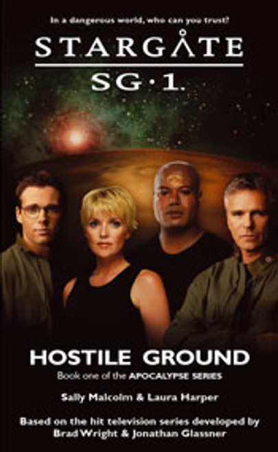 SG1 Hostile Ground (Book 25)