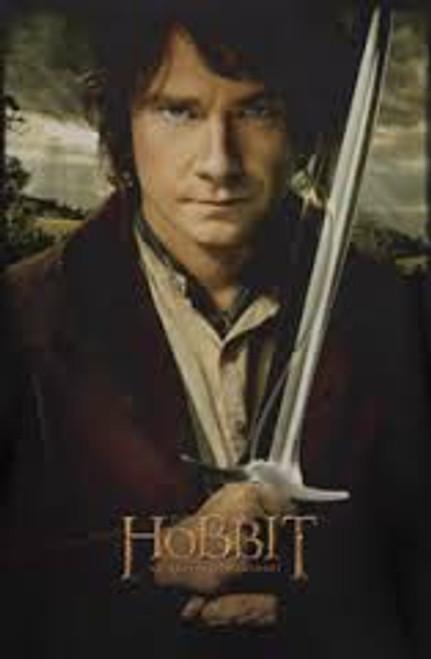 Bilbo Baggins and Sting Portrait