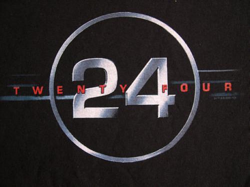 24: Logo T-Shirt