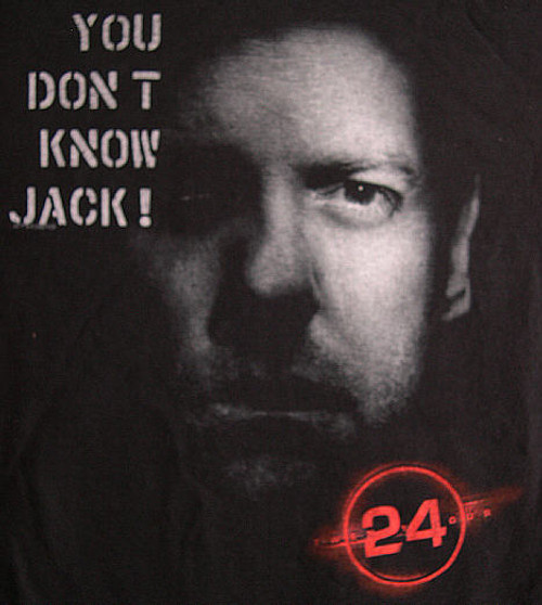 24: You Don't Know Jack T-Shirt