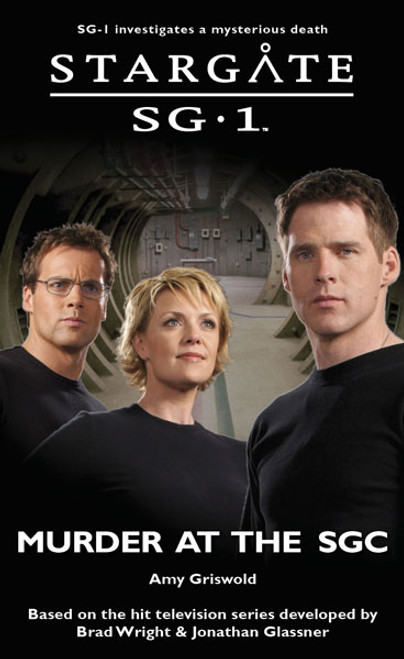 SG1 Murder At The SGC (Book 26)