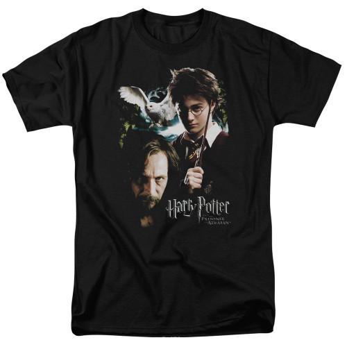 Harry Potter & Sirius Black