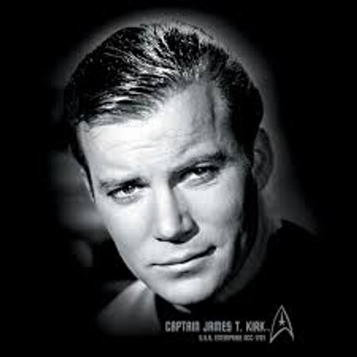 Kirk in Black & White