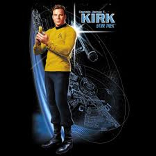 Kirk, Full Figure