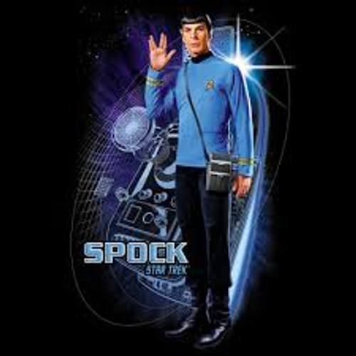 Spock, Full Figure