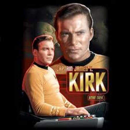 Kirk Portrait Squared