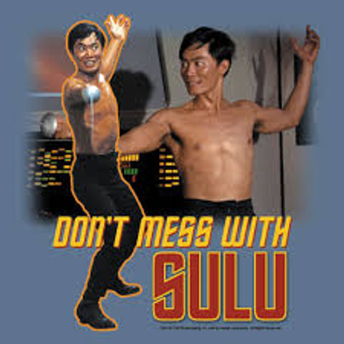 Don't Mess With Sulu