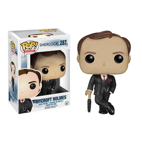 BBC Sherlock MYCROFT HOLMES POP!